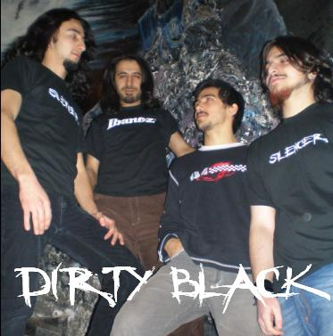 Dirty Black - Silencer