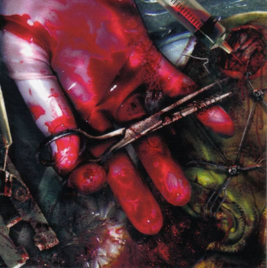 Machetazo / Total Fucking Destruction - Slimewave Edition One of Six