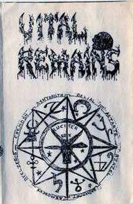 Vital Remains - Live Demo 1991
