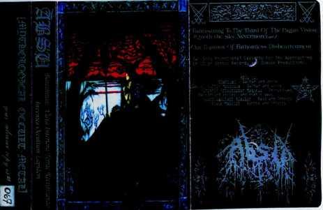 Absu - Promo Tape 1993