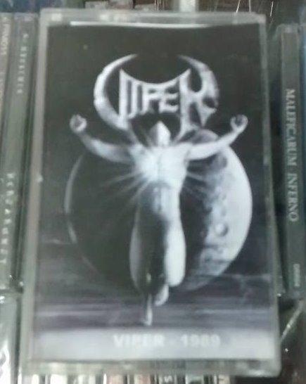 Viper - Viper 1989