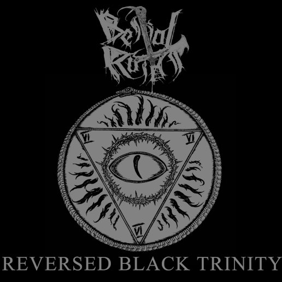 Bestial Raids - Reversed Black Trinity