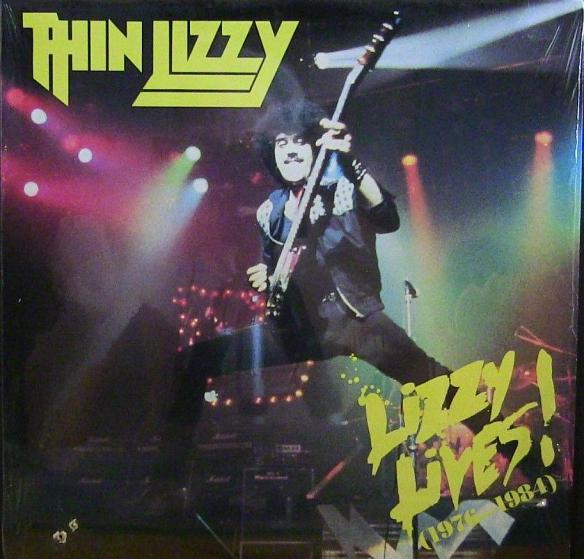Thin Lizzy - Lizzy Lives! (1976-1984)