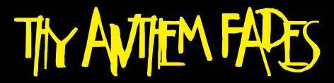 Thy Anthem Fades - Logo