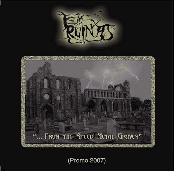 Em Ruínas - From the Speed Metal Graves