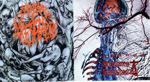 Carnal Diafragma / Bizarre Embalming - Carnal Diafragma / Bizarre Embalming