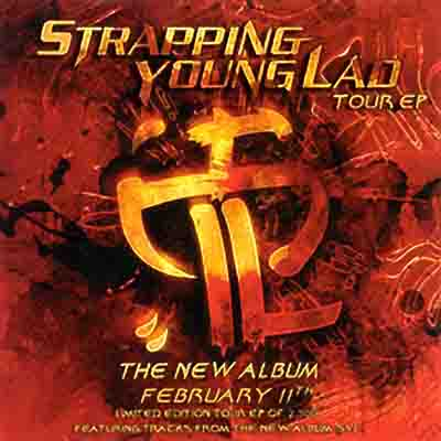 Strapping Young Lad - Tour EP