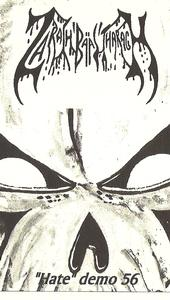 Zarach 'Baal' Tharagh - Demo 56 - Hate