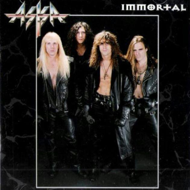 Aska - Immortal