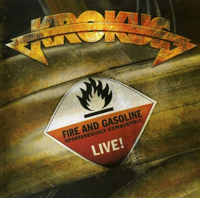Krokus - Fire and Gasoline: Live!