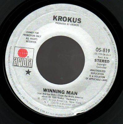 Krokus - Winning Man
