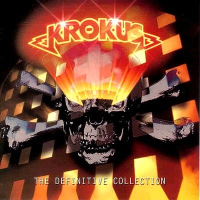 Krokus The Definitive Collection Encyclopaedia