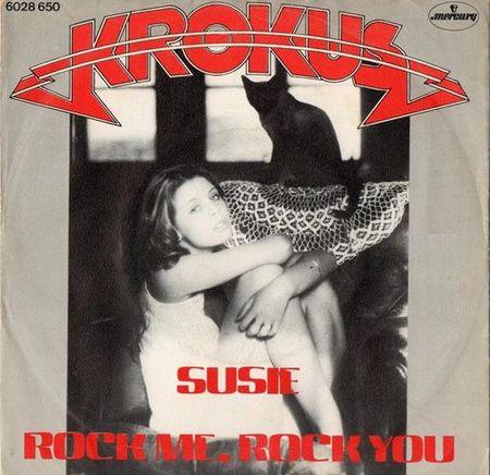 Krokus - Susie