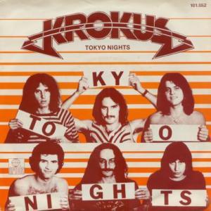 Krokus - Tokyo Nights / Heatstrokes