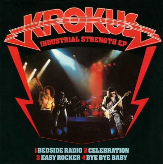Krokus - Industrial Strength EP