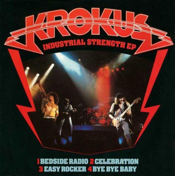 Krokus - Industrial Strength EP