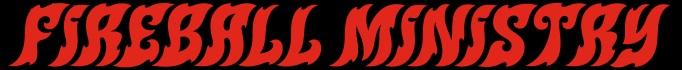 Fireball Ministry - Logo