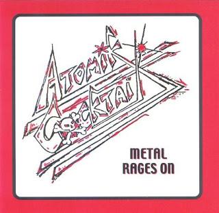 Atomik Cocktail - Metal Rages On