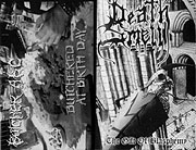 Death Smell / Butcher ABC - The Gift of Blasphemy / Butchered at Birth Day