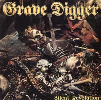Grave Digger - Silent Revolution