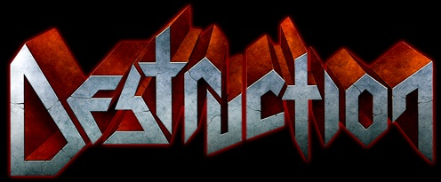 Destruction - Logo
