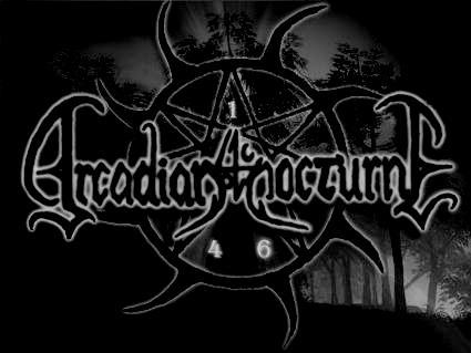 Arcadian Nocturne - Logo
