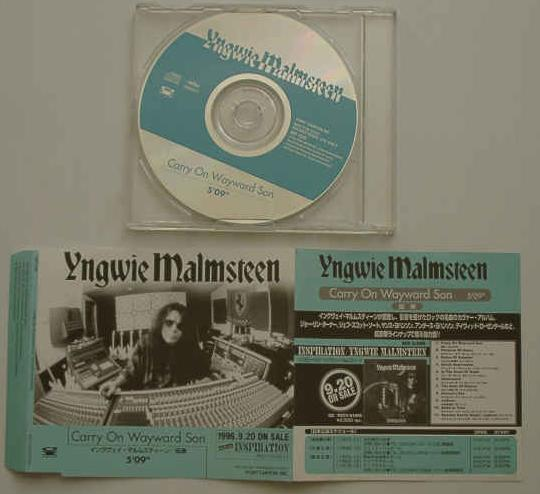 Yngwie J. Malmsteen - Carry on Wayward Son
