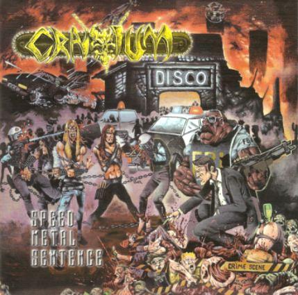 Cranium - Speed Metal Sentence (1999) [FLAC] - Thrash Metal