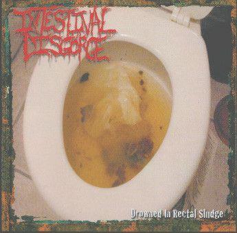 Intestinal Disgorge - Drowned in Rectal Sludge