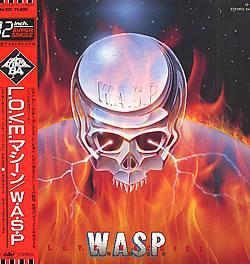 W.A.S.P. - L.O.V.E. Machine