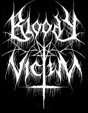 Bloody Victim - Logo