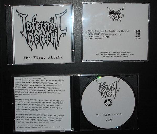 Infernäl Death - The First Attakk
