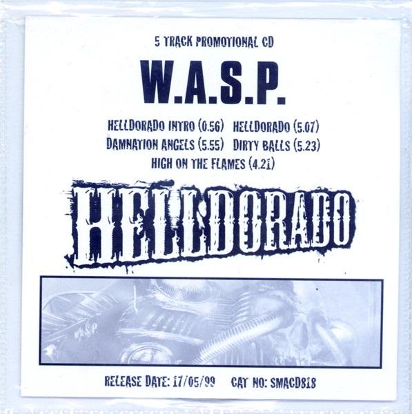 W.A.S.P. - Helldorado Promo