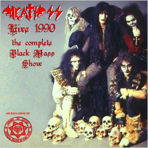 Death SS - Live 1990 - The Complete Black Mass Show