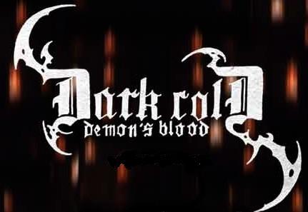 Dark Cold Demon's Blood - Logo