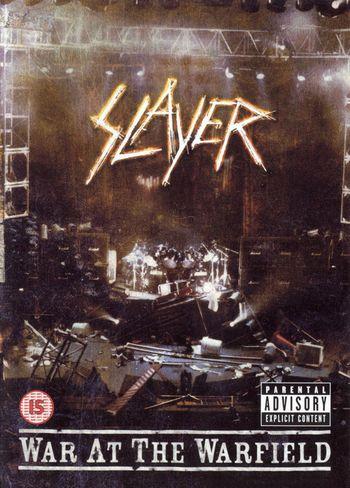Slayer - War at the Warfiel