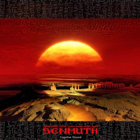 Senmuth - Cognitive Discord