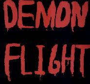 Demon Flight - Logo