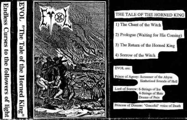 Evol - The Tale of the Horned King