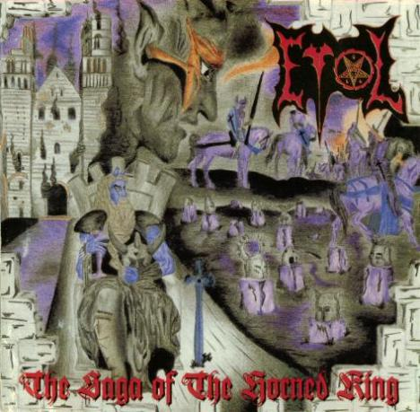Evol - The Saga of the Horned King