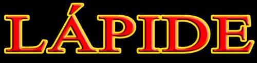 Lápide - Logo
