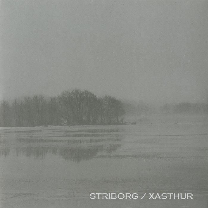 Xasthur / Striborg - Striborg / Xasthur