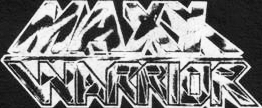 Maxx Warrior - Logo