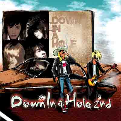 Down in a Hole - Road