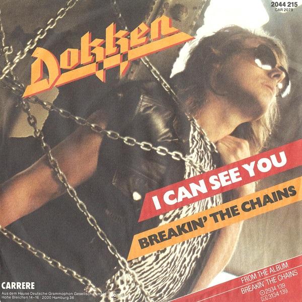 Dokken - I Can See You