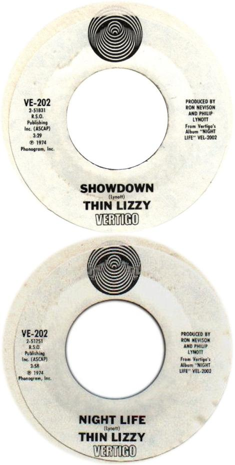 Thin Lizzy - Showdown