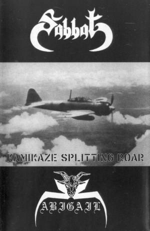 Sabbat / Abigail - Kamikaze Splitting Roar