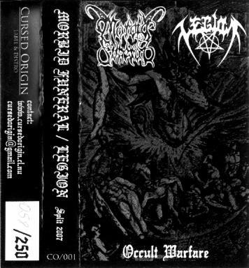 Legión / Morbid Funeral - Occult Warfare