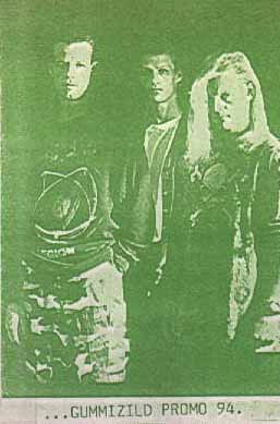 Mercenary - ...Gummizild Promo 94.