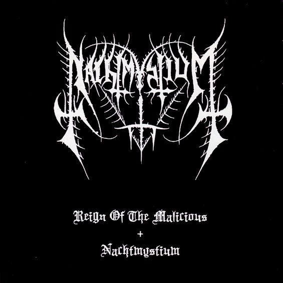 Nachtmystium - Reign of the Malicious + Nachtmystium